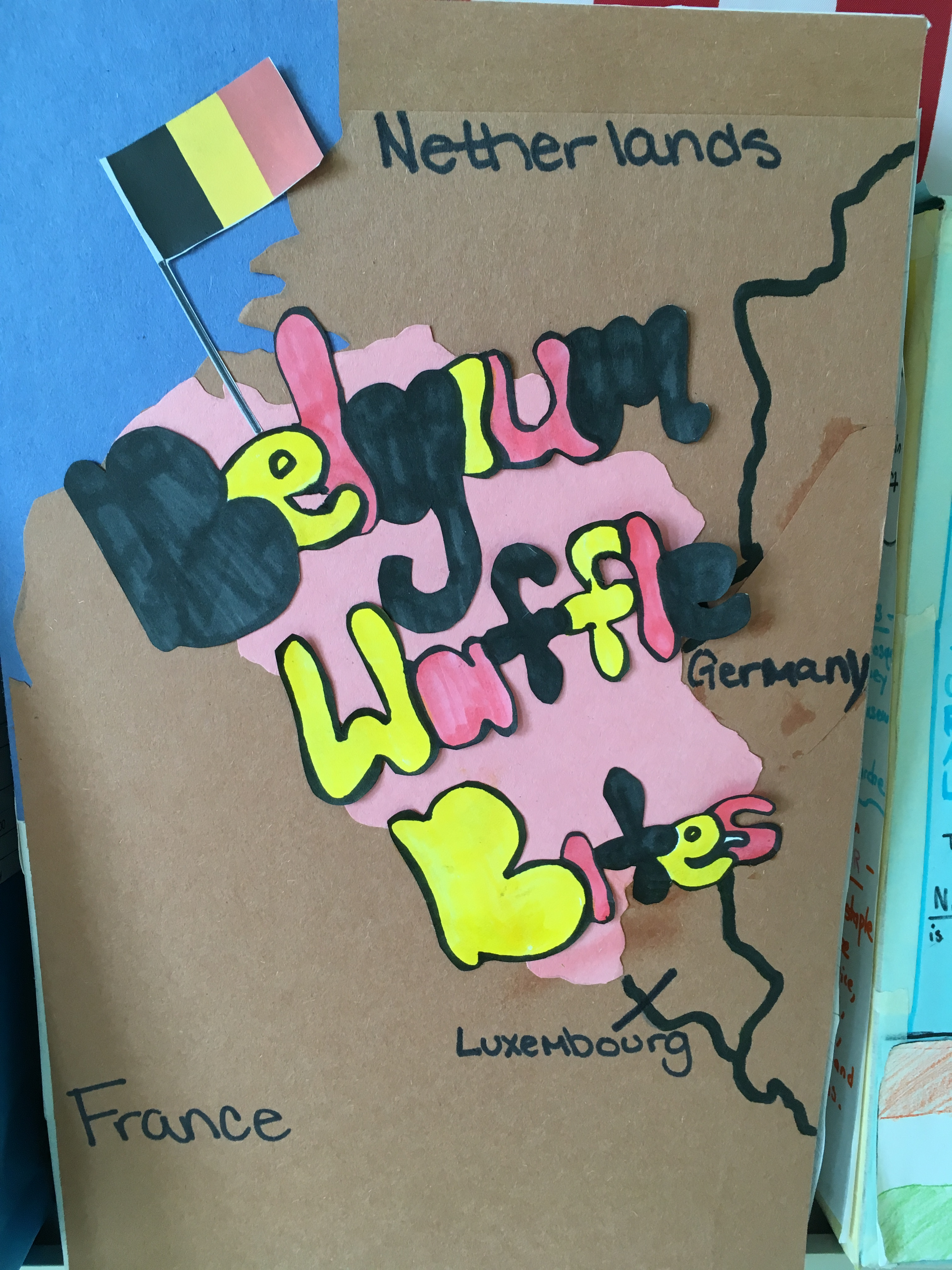 AP Human Geography Cereal Box Project | Mr. Violette's Class